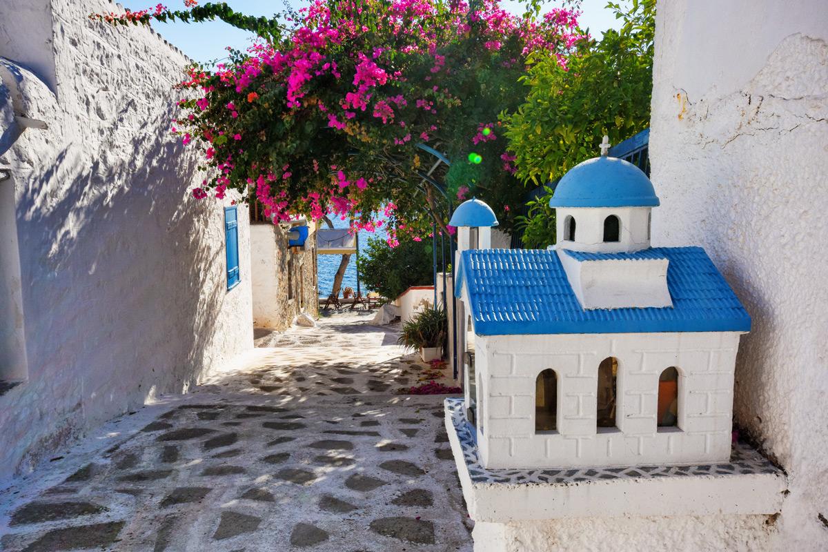 Perdhika, Aegina